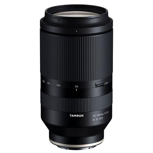 Tamron 70-180mm F2.8 Di III VXD Lens for Sony FE