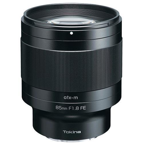 Tokina ATX-M 85mm F1.8 Lens - Sony E-Mount