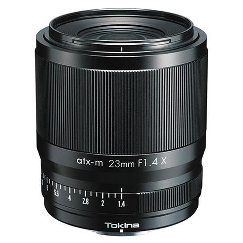 Tokina ATX-M 23mm F1.4 Lens - Fujifilm X-Mount