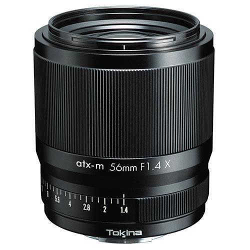 Tokina ATX-M 56mm F1.4 Lens - Fujifilm X-Mount