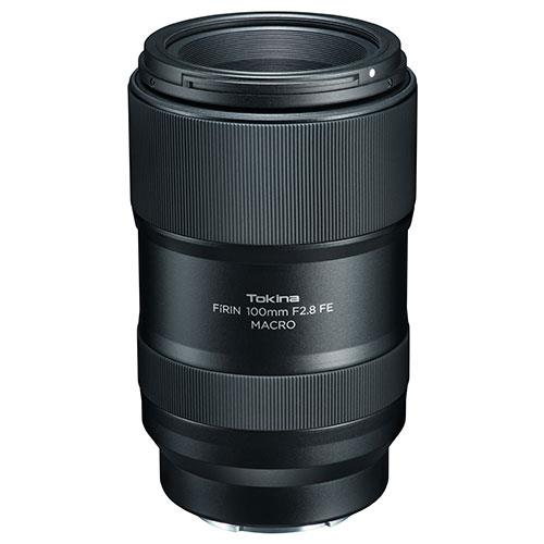 Tokina Firin 100mm f/2.8 Macro Lens for Sony FE Mount