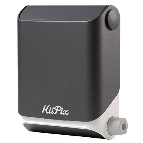 Tomy KiiPix Photo Printer in Black