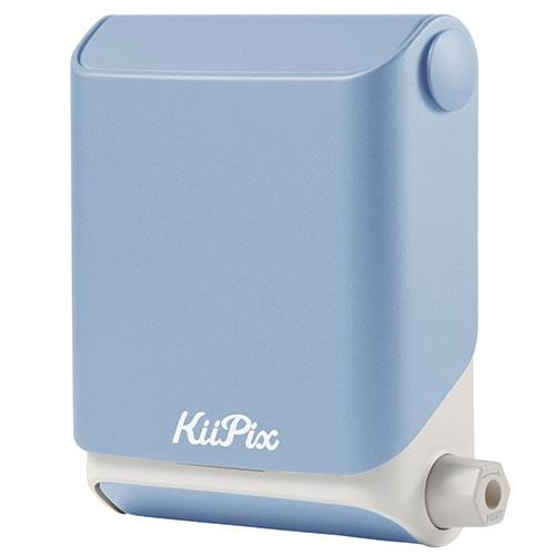 Tomy KiiPix Photo Printer in Blue