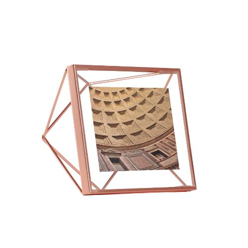 Umbra Prisma Photo Display 4 x 4' Copper Frame