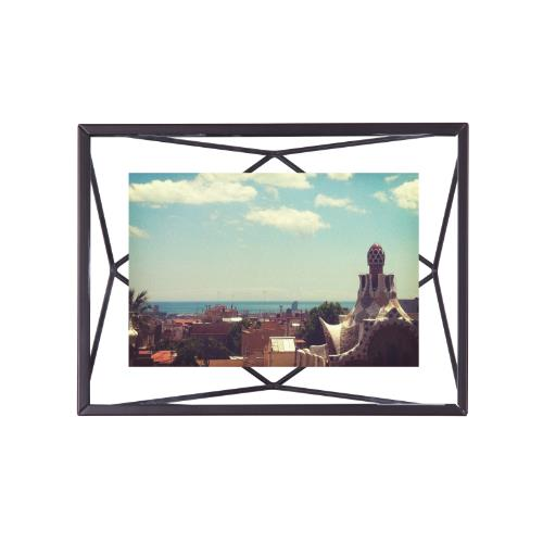 "Umbra Prisma Photo Display 6 x 4"" Black"