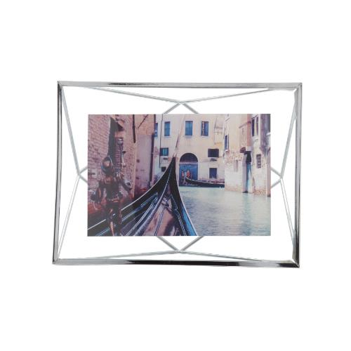 "Umbra Prisma Photo Display 6 x 4"" Chrome"