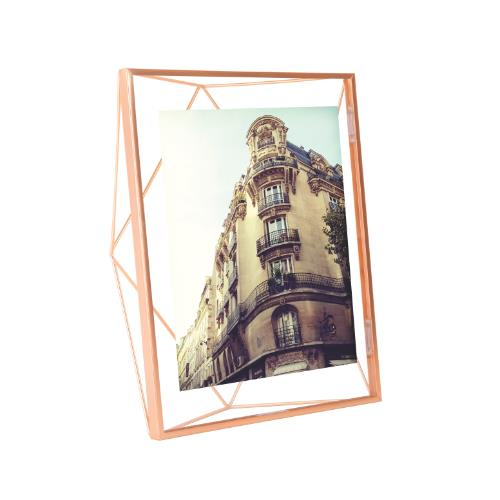 "Umbra Prisma Photo Display 8 x 10"" Copper Frame"