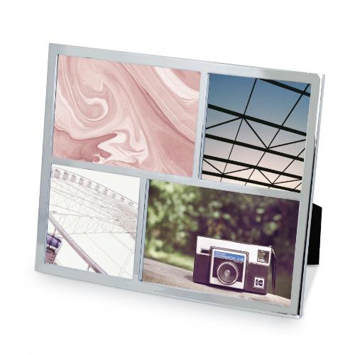 Umbra Senza Multi Photo Display Chrome