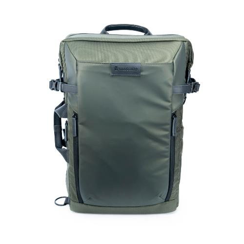Vanguard Veo Select 49 Camera Backpack in Green