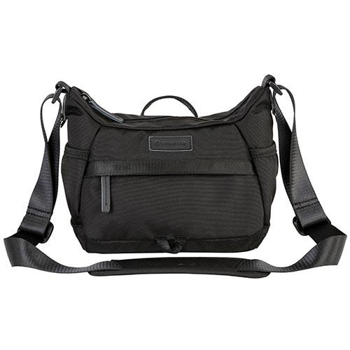 Vanguard Veo Go 21M Shoulder Bag in Black