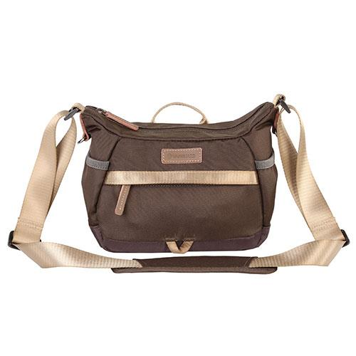 Vanguard Veo Go 21M Shoulder Bag in Khaki