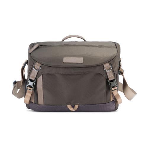 Vanguard VEO GO 34M Khaki Shoulder Bag for Mirrorless Cameras - Ex Display