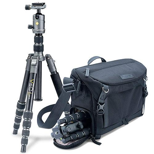 Vanguard VEO 2GO 235AB Capture Aluminium Travel Tripod Kit