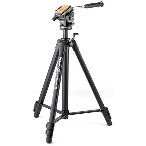 Velbon Videomate 638 Video Tripod with PH-368 Head
