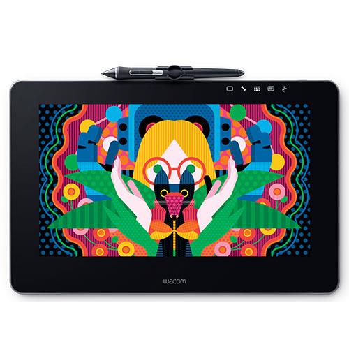 Wacom Cintiq Pro 24-inch Graphics Tablet with Touch Display