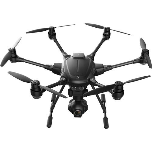 Yuneec Typhoon H Pro with Intel RealSense CGO3 Batteries x2 and Backpack