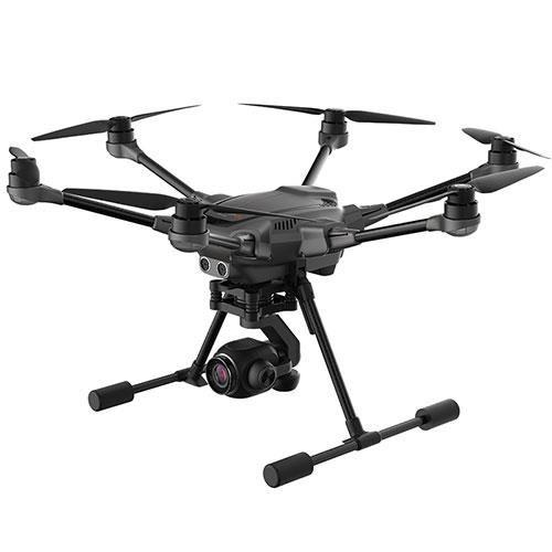 Yuneec Typhoon H Plus Drone with C23 Camera and 2 Batteries - Refurbished