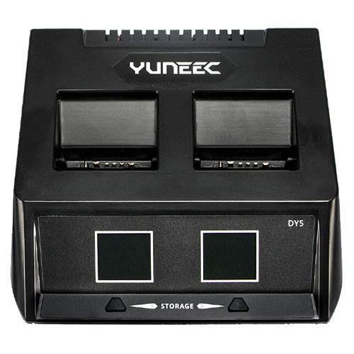 Yuneec DY5 Dual Battery Charger for H520 and Typhoon H Plus