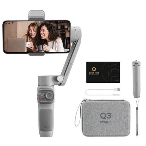 Zhiyun Smooth Q3 Smartphone Gimbal Combo