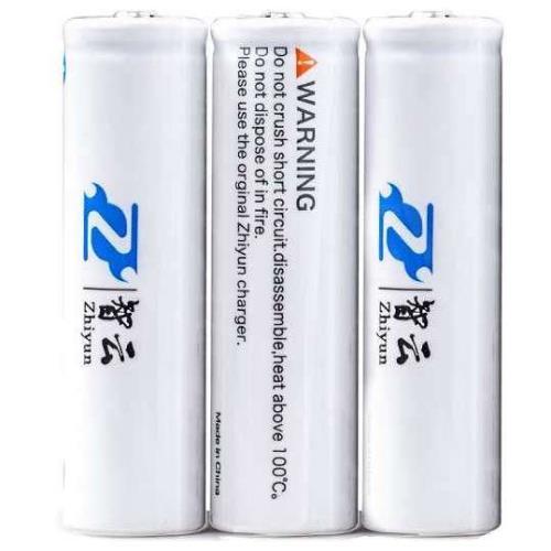 Zhiyun 2000mAh Crane 2 Battery x3
