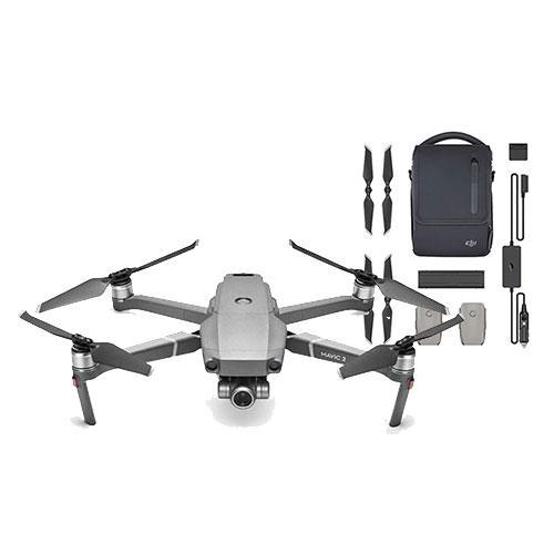 DJI Mavic 2 Zoom Drone with Fly More Kit