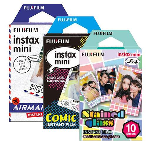 instax Mini Instant Film Bundle