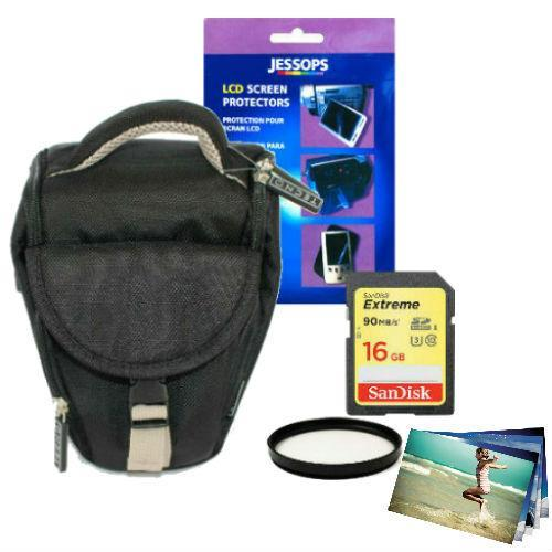 Jessops DSLR 16GB 55mm Holster Bundle