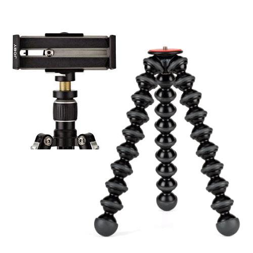 Joby GripTight Mount Pro Tablet with GorillaPod 1K Stand