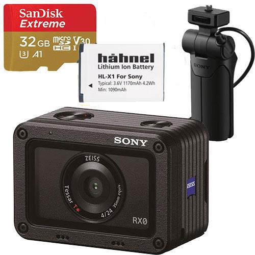 Sony DSC-RX0 Digital Camera Creators Kit (Battery)