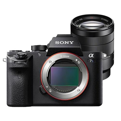 Sony Alpha a7S II Compact System Camera Body with 24-70mm f4 Lens