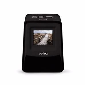 Veho SmartFix 14MP Film & Slide Scanner + Jessops 32GB Class 10 SDHC Memory Card