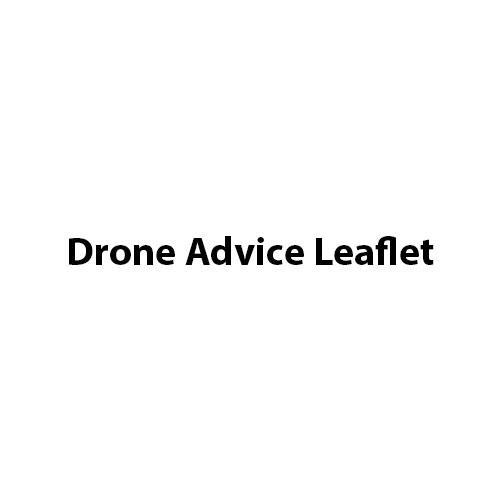 Jessops Drone Advice Leaflet