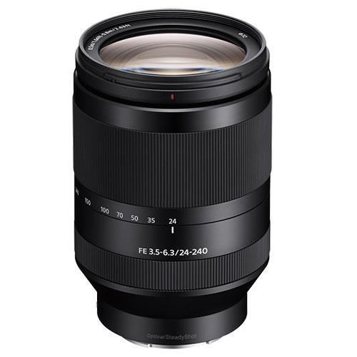 Sony FE 24-240mm f/3.5-6.3 OSS Lens - Ex Demonstration