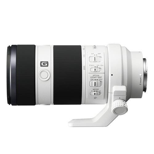 Sony FE 70-200mm f/4 G OSS Lens - Ex Demonstration