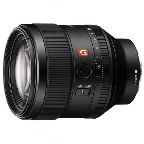 Sony FE 85mm f/1.4 GM Lens - Ex Demonstration