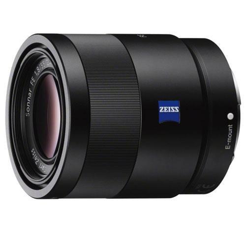 Sony FE 55mm f/1.8 ZA Sonnar T Carl Zeiss Lens - Ex Demonstration