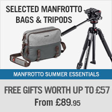 Manfrotto summer essentials