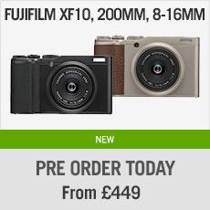 NEW Fujifilm XF10