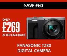 Panasonic TZ80 Digital Camera