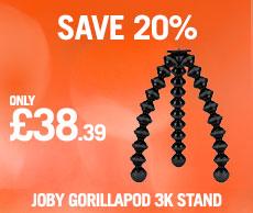 Joby GorillaPod 3K Stand
