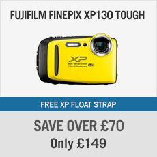 Fujifilm Finepix XP130 Tough