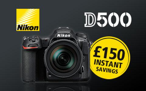 D500 Savings