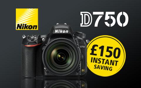 D750 Saving