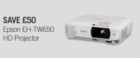 Epson EH-TW650 HD Projector