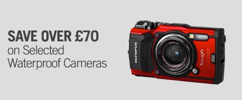 Save on Waterproof Cameras