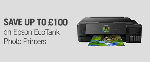 Epson EcoTank Photo Printers