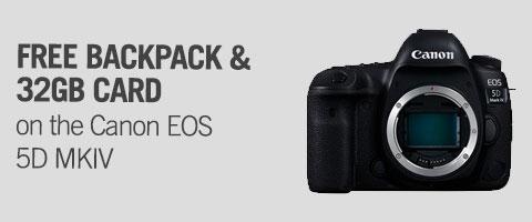 Canon EOS5D DSLR