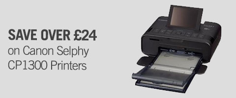 Canon Selphy CP1300 Printers