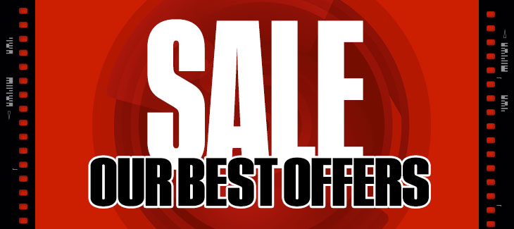 OUR BEST SALE OFFERS