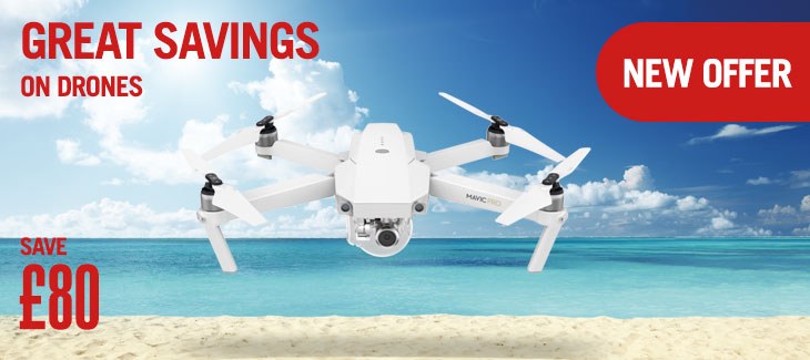 Great Savings on Drones